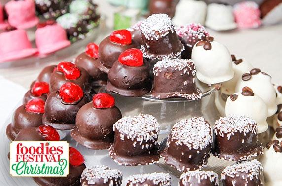 Foodies Festival Christmas, EICC