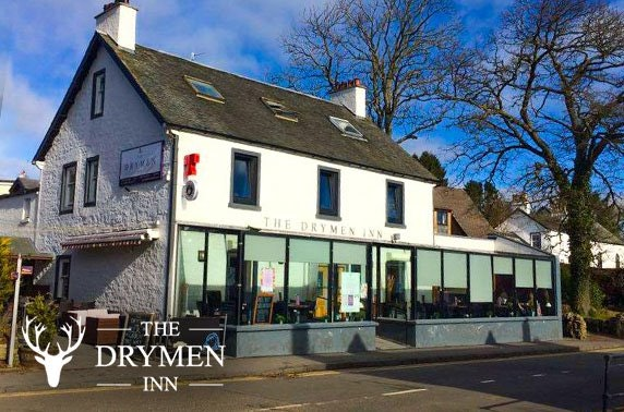 The Drymen Inn DBB, Loch Lomond