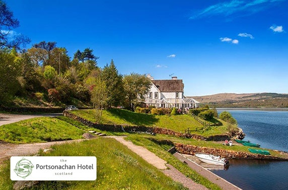 Picturesque Loch Awe DBB - from £69