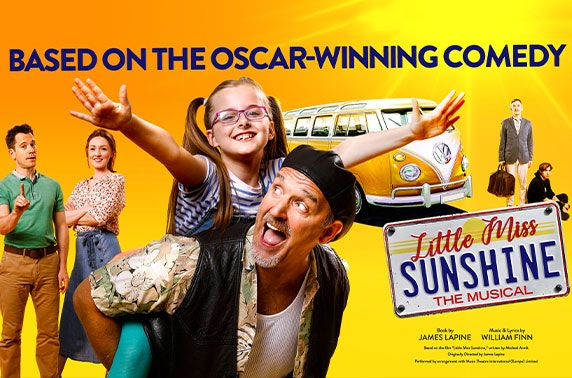 Little Miss Sunshine the Musical, His Majesty's Theatre