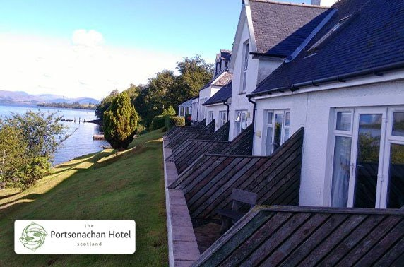 Picturesque Loch Awe stay