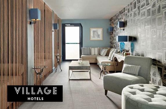 Village Hotel Aberdeen spa day