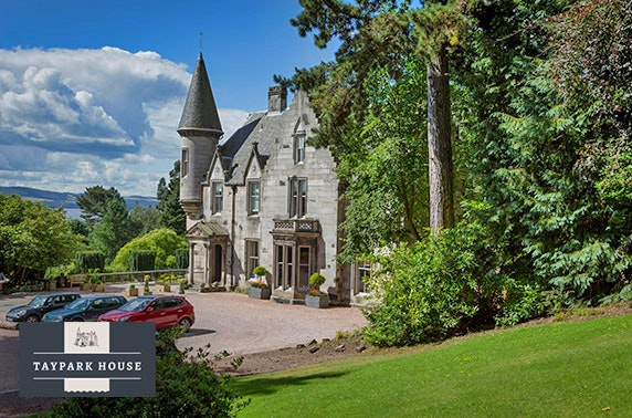 4* award-winning Taypark House, Dundee