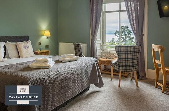 4* award-winning Taypark House, Dundee