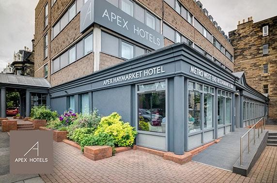 Apex Haymarket Hotel, Edinburgh