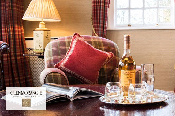 Luxury highland stay at Glenmorangie House