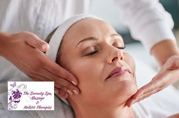 Treatments at The Serenity Spa, Broughty Ferry