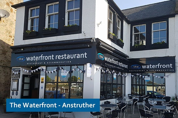 4* Anstruther break - £99