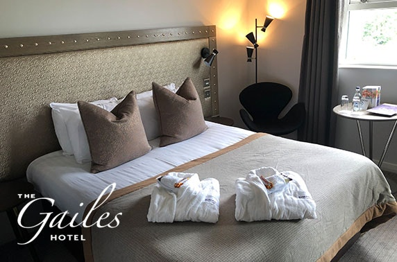 4* Gailes Hotel stay, Irvine
