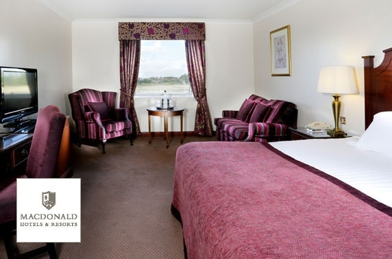 4* Macdonald Inchyra Hotel & Spa tribute & optional overnight stay