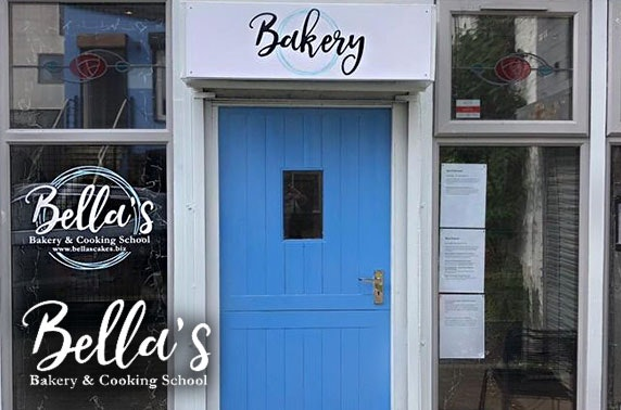 Baking or pizza classes at Bella's Bakery, Finnieston