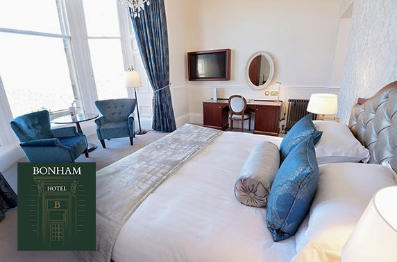 The Bonham Hotel luxury stay - valid til Dec