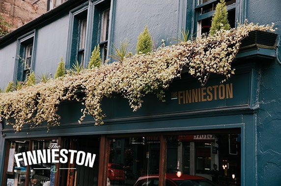 Multi award-winning The Finnieston weekend brunch