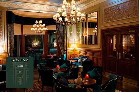 Luxury Edinburgh getaway