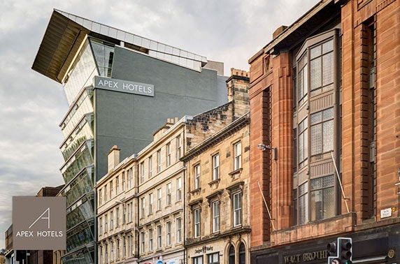 Glasgow City Centre stay - from £65