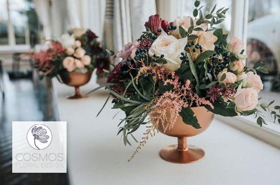 Cosmos Floral Design workshops