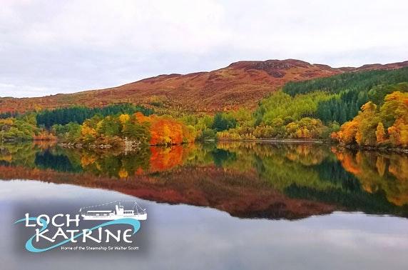 Loch Katrine cruise & brunch