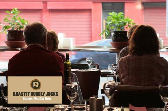 Roastit Bubbly Jocks dining & drinks, West End