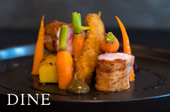 4 course Champagne dining at Dine, City Centre