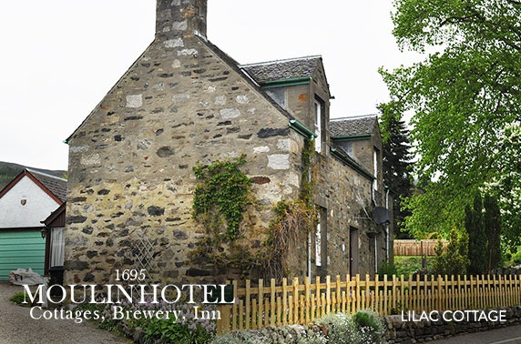 Beautiful cottage stay, Pitlochry