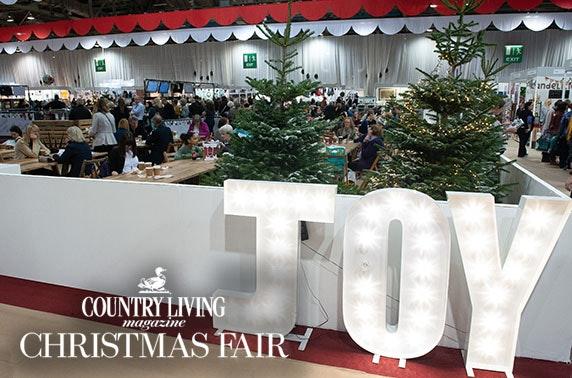 Country Living Christmas Fair, SEC