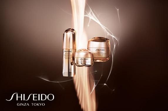 Shiseido bespoke skin consultation