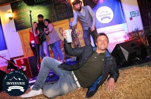 Inverurie Beer Festival, Lochter Activity Centre