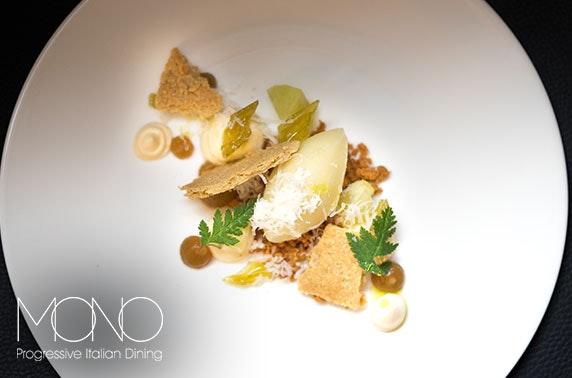 Mono Restaurant dining, City Centre