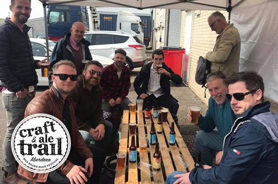 The Real Ale Trail, Aberdeen