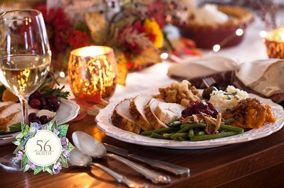 56 North festive dining