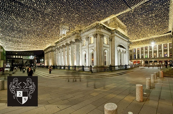 29 Christmas party, Royal Exchange Square