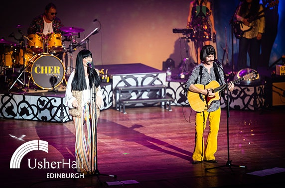Believe – The Cher Songbook at Usher Hall