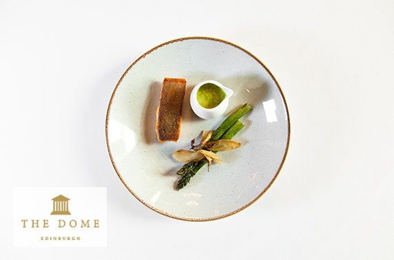 The Dome, brand new tasting menu