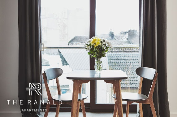 The Ranald Apartments seaside stay, Oban