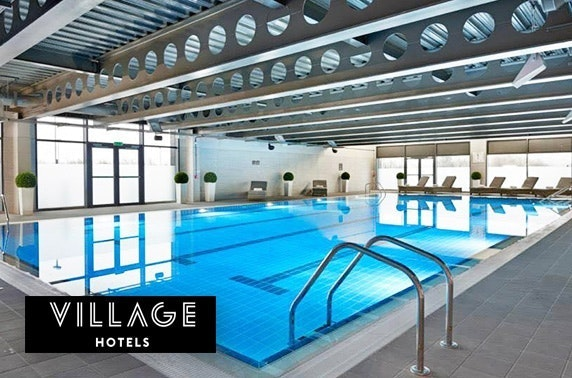 Spa day at Village Hotel Aberdeen
