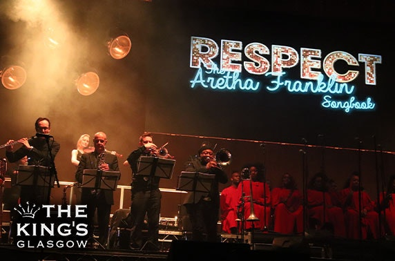 CANCELLED - Respect - The Aretha Franklin Songbook at King's Theatre