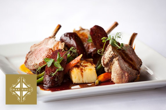 5* Mar Hall Sunday lunch