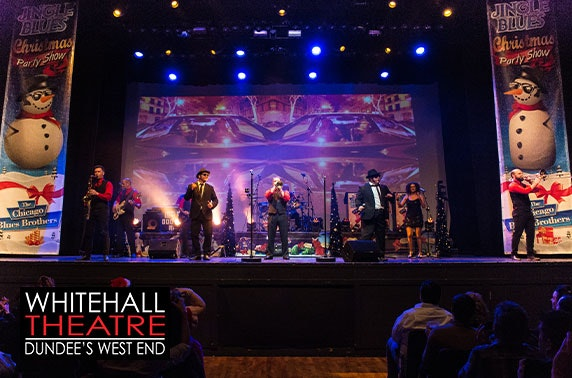 The Chicago Blues Brothers Christmas Party, Whitehall Theatre