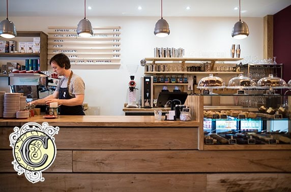 Coffee Apothecary Ellon dining & drinks