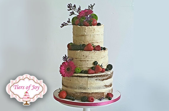 Wedding cake - from £129