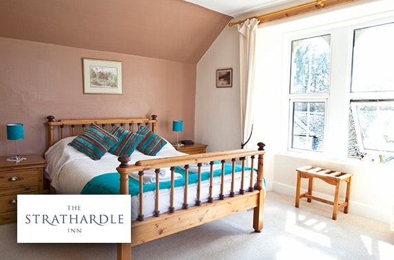Perthshire getaway - from £39