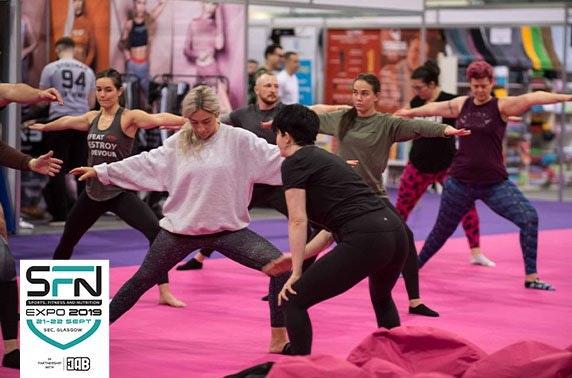 SFN Expo health & fitness event, SEC