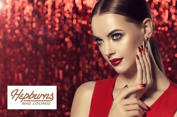 Hepburns nail & beauty treatments