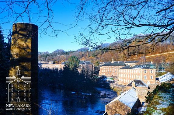New Lanark Christmas Experience