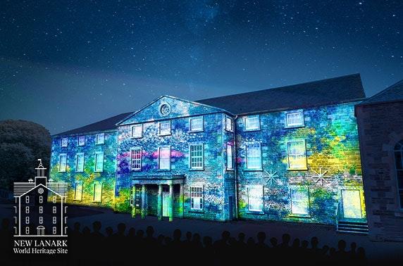 New Lanark light show tickets - from £4.50