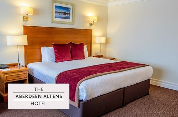 Aberdeen stay - from £55