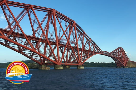 Firth of Forth boat tours - from £9pp