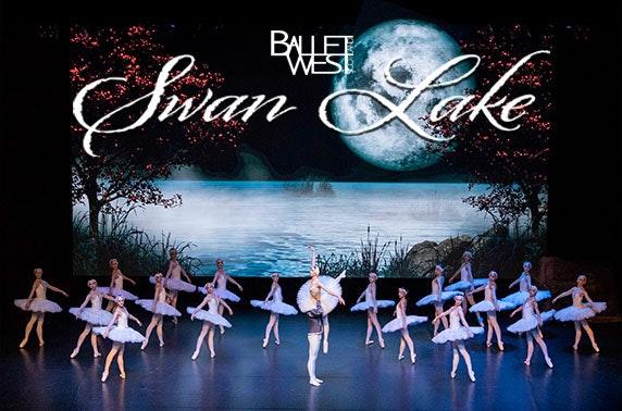 Swan Lake, EICC