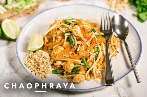 Chaophraya Thai cookery class, Nelson Mandela Place