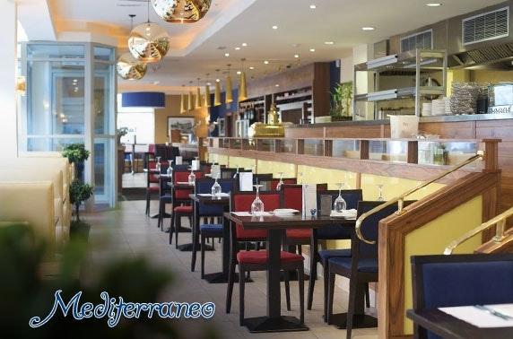 Mediterraneo dining, Merchant City